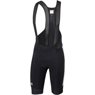 Sportful Neo bibshort zwart/wit heren