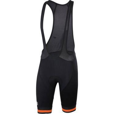 Sportful Bodyfit Team classic zwart/oranje heren