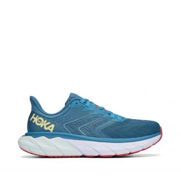 Hoka One One Arahi 5 hardloopschoenen lichtblauw dames