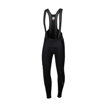 Sportful Supergiara bibtight fietsbroek zwart heren