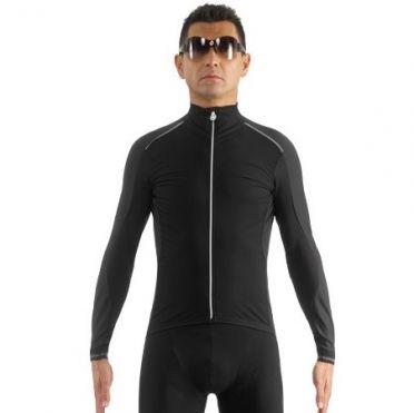 Assos iJ.intermediate_s7 fietsjack zwart heren
