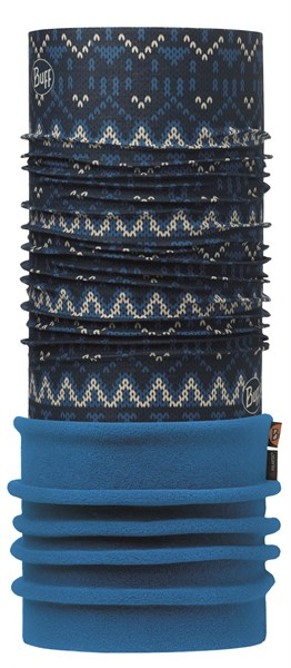 BUFF Polar buff knit dark navy / harbor