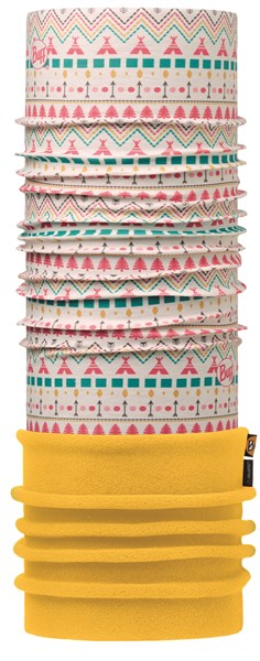 BUFF Child polar tipi multi / yellow