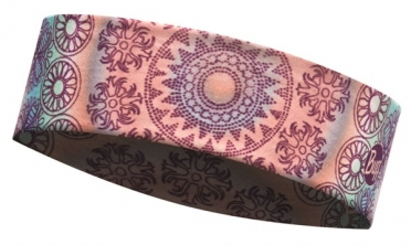 BUFF Headband slim shantra violet