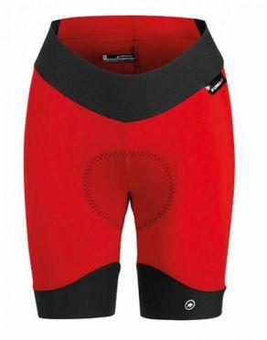 Assos H Umashorts s7 GT fietsbroek rood dames