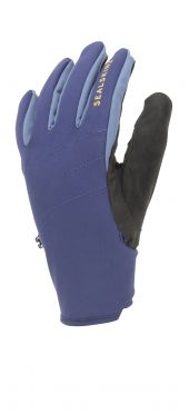 Sealskinz Waterproof all weather handschoenen blauw