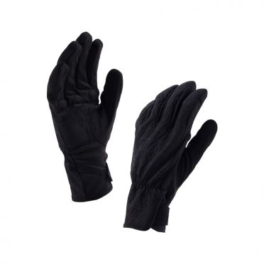 SealSkinz All weather cycle handschoen zwart dames