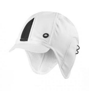 Assos FuguHelm winter helmmuts wit