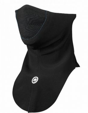 Assos Neck protector winter zwart unisex