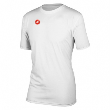 Castelli race day t-shirt wit heren 13095-001