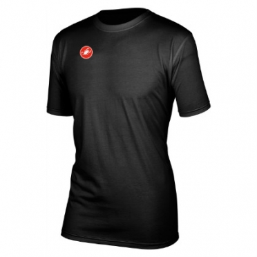 Castelli race day t-shirt zwart heren 13095-010