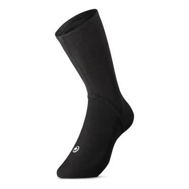 Assos Spring fall booties overschoenen zwart