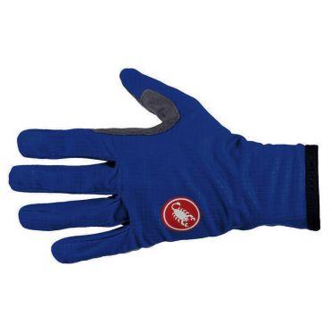 Castelli Scudo glove fietshandschoenen blauw heren