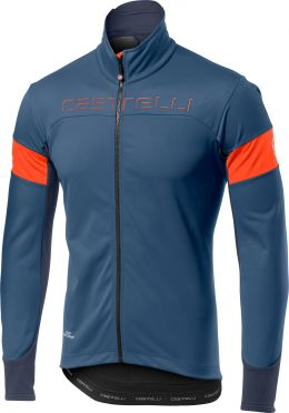 Castelli Transition jacket blauw heren