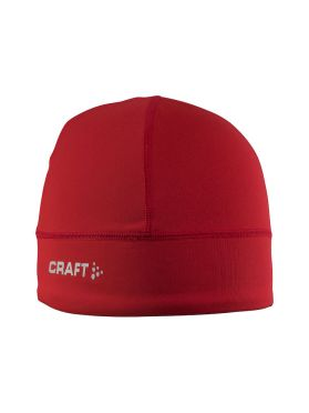 Craft Light thermal hardloopmuts rood/poppy