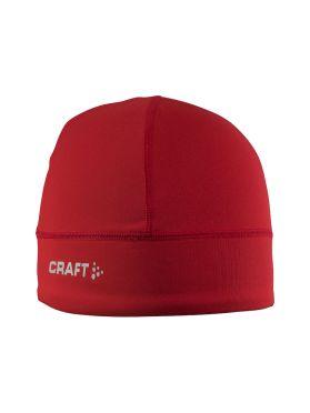 Craft Light thermal hardloopmuts rood/poppy