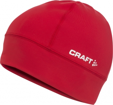 Craft Light thermal hardloopmuts rood