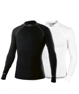 Craft Active Multi 2-pack top zwart/wit heren