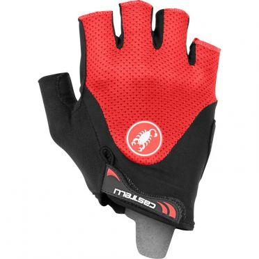 Castelli Arenberg gel 2 handschoen zwart/rood heren
