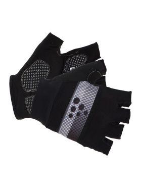 Craft Classic fietshandschoenen zwart/grijs heren