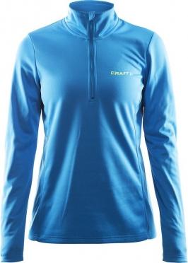 Craft Swift Half Zip Pullover dames blauw