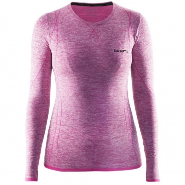 Craft Active Comfort roundneck long sleeve ondershirt smoothie dames