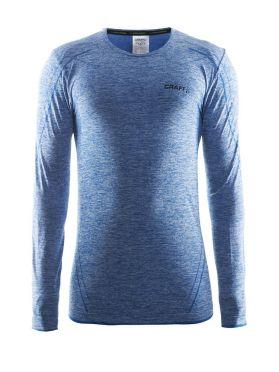 Craft Active Comfort lange mouw ondershirt blauw heren