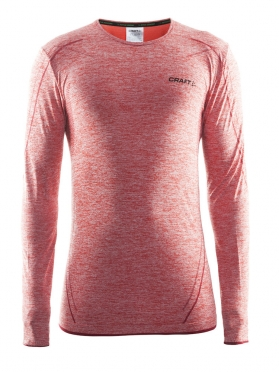 Craft Active Comfort roundneck long sleeve ondershirt rood heren