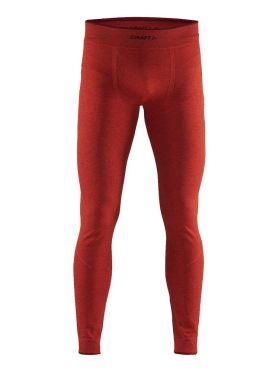 Craft Active Comfort lange onderbroek rood/bolt heren