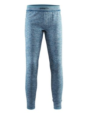 Craft Active Comfort lange onderbroek blauw/teal kind/junior