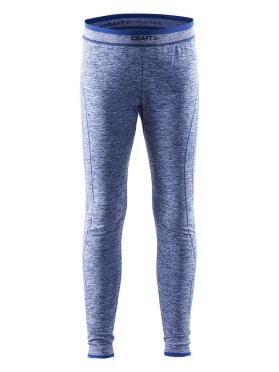 Craft Active Comfort lange onderbroek blauw kind/junior