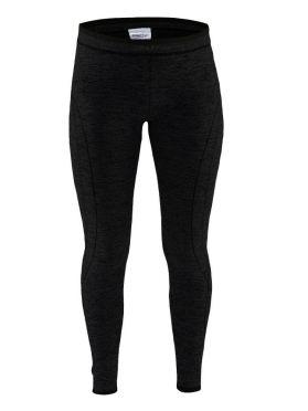 Craft Active Comfort lange onderbroek zwart/solid kind/junior