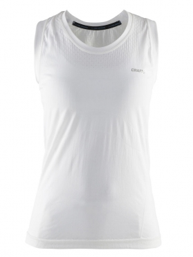 Craft Stay Cool Mesh Seamless singlet dames 1903784 wit