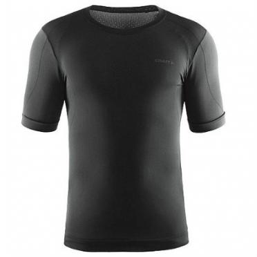 Craft Stay Cool Mesh Seamless shirt zwart heren