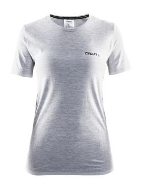 Craft Active Comfort roundneck short sleeve ondershirt grijs dames