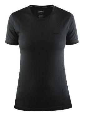 Craft Active Comfort korte mouw ondershirt zwart dames