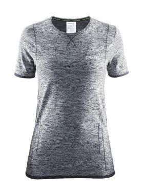 Craft Active Comfort korte mouw ondershirt grijs dames