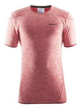 Craft Active Comfort roundneck short sleeve ondershirt rood heren