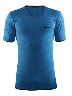 Craft Active Comfort roundneck short sleeve ondershirt blauw/pacific heren
