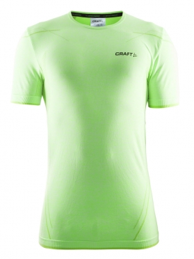 Craft Active Comfort roundneck short sleeve ondershirt groen heren