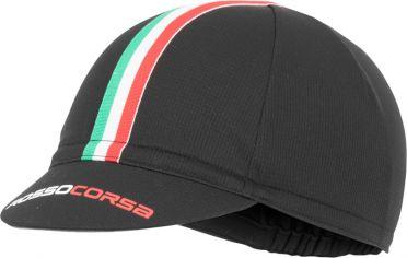 Castelli Rosso Corsa fietspet zwart heren