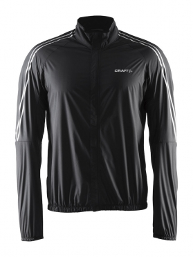 Craft velo wind jacket heren zwart