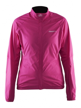 Craft Velo wind jacket roze/smoothie dames
