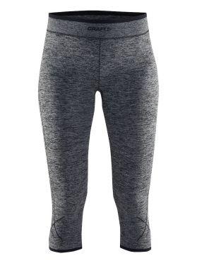 Craft Active Comfort knicker grijs/zwart dames