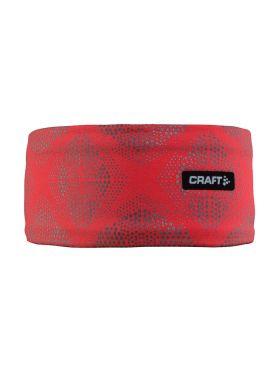 Craft Brilliant 2.0 hoofdband rood