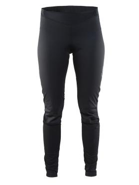 Craft Velo thermal wind tight zwart dames