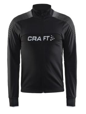 Craft Gran fondo fietsjack zwart heren