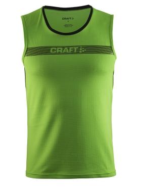 Craft Pulse spinning shirt mouwloos shout heren