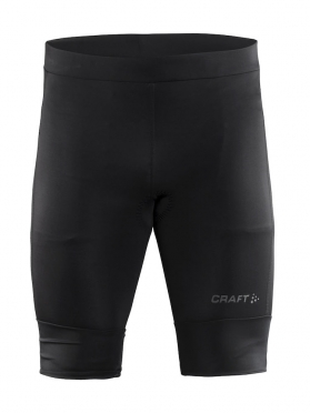 Craft Pulse short spinning broek kort zwart heren
