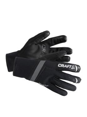 Craft Shelter fietshandschoenen zwart